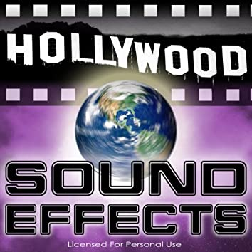 Hollywood Sound Effects - Volume 5