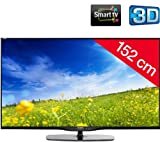 SHARP AQUOS 60LE651E - nero - Televisore LED 3D Smart TV + AN-3DG20-B Occhiali...