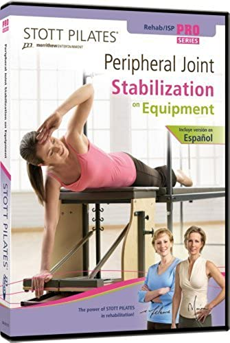 STOTT PILATES Peripheral Joint Stabilization on EquipHommest (English Spanish) by STOTT PILATES