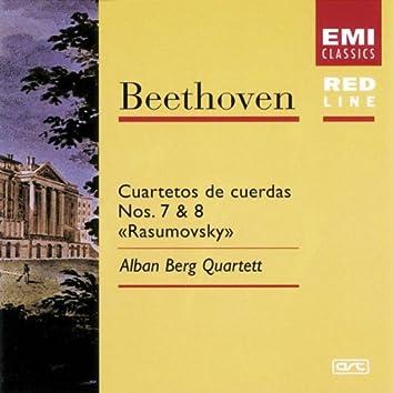 Beethoven: String Quartets Nos. 7 & 8 'Rasumovsky'