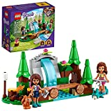 LEGO Friends Forest Waterfall 41677 Building Kit; Includes a Squirrel Toy; Ideal Gift for Kids Who Love Nature Toys; New 2021 (93 Pieces)