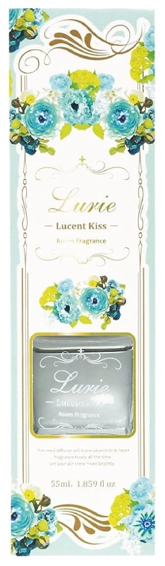 ユーモア直立イデオロギーノルコーポレーション リードディフューザー ルーリィ フローラルの香り ルーセントキス 55ml OA-LRF-1-2
