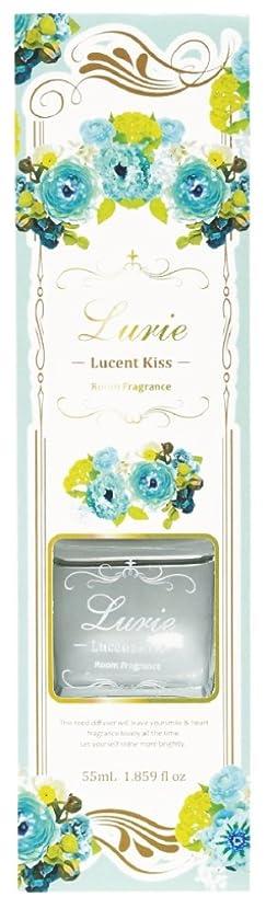 エキスパート相互誇張ノルコーポレーション リードディフューザー ルーリィ フローラルの香り ルーセントキス 55ml OA-LRF-1-2