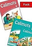 Français Cp Calimots . Pack en 3 Volumes . Manuel de Code ; Manuel de Lecture ; Mémo Des Mots