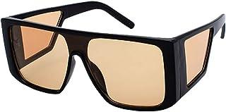 b29d1bf76b WEIMEITE Gafas de sol Cuadradas Gran Tamaño Mujeres Gafas de sol de lujo de  Montura Gruesa