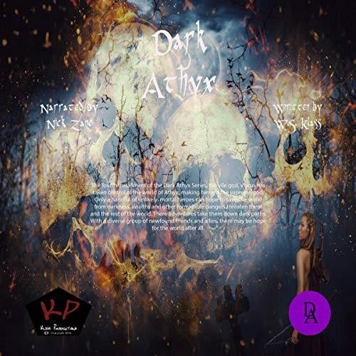 Dark Athyx audiobook cover art