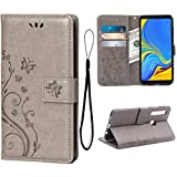 Wallet Case for Samsung Galaxy A9(2018)/A9S/A9 Star Pro, 3 Card...