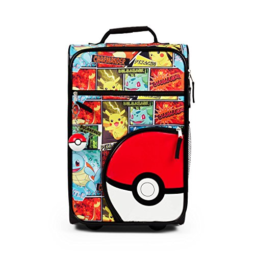 Pokemon 18 Rolling Carry On Luggage