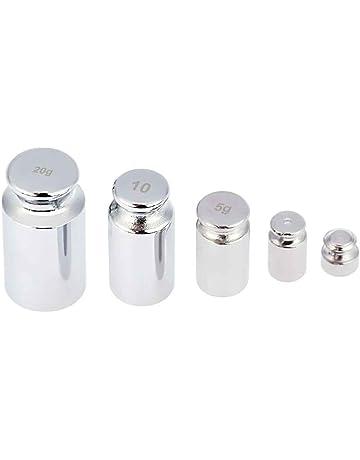 Set de Pesos Pesas de calibración para calibrar básculas 1g//5g//10g//20g