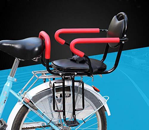 GW Sillas de Bicicleta Piezas de Bicicleta Bicicleta de Carretera Asiento para niños Silla de bebé portátil Niños Frente