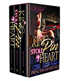 A Kingpin Stole My Heart: A Complete Hood Love Series