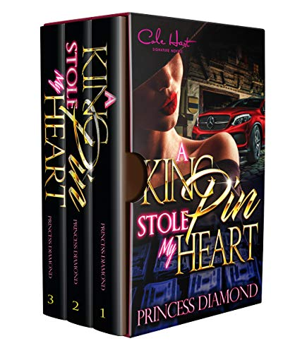 A Kingpin Stole My Heart: A Complete Hood...