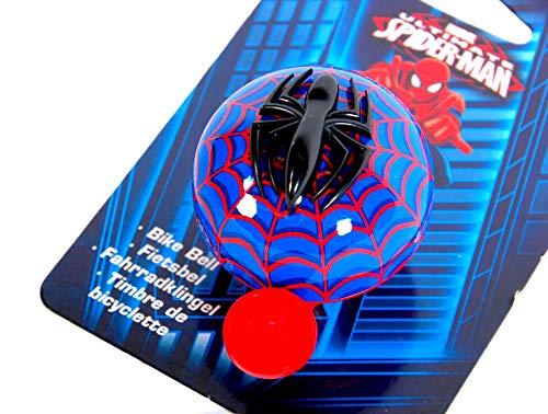 Marvel's Spider-Man Jungen 3D Fahrrad-Klingel