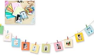 10 Pcs Paper Photo Frame Set for Fujifilm Instax Polaroid Mini 8, Mini 7S, Mini 25, Mini 50S, Mini 90 Instant Camera Films