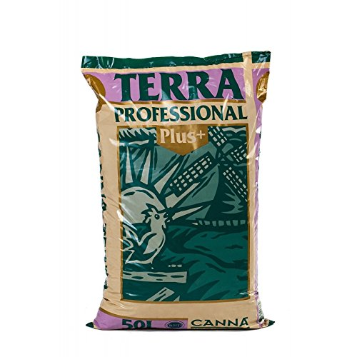 CANNA Terra Professional Plus Soil Mix - 50L bag