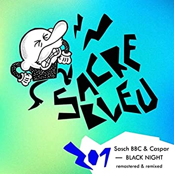 Black Night remixed