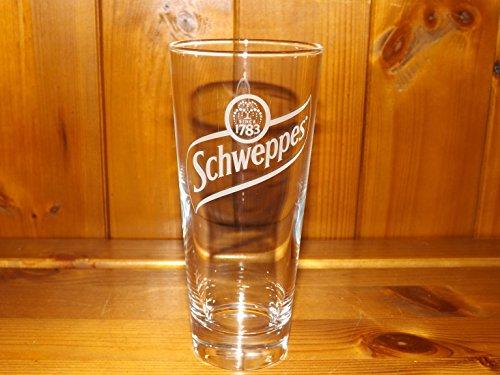 Schweppes Glas X 1