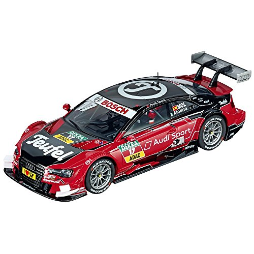 "Carrera Evolution 20027509 ""Teufel Audi Rs 5 DTM M.Molina/No.17 Racing System"