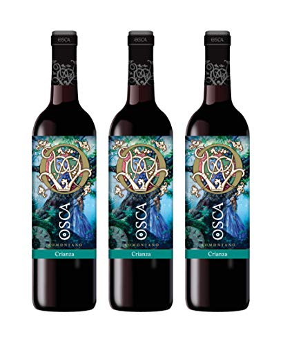 OSCA CRIANZA PACK 3 BOTELLAS