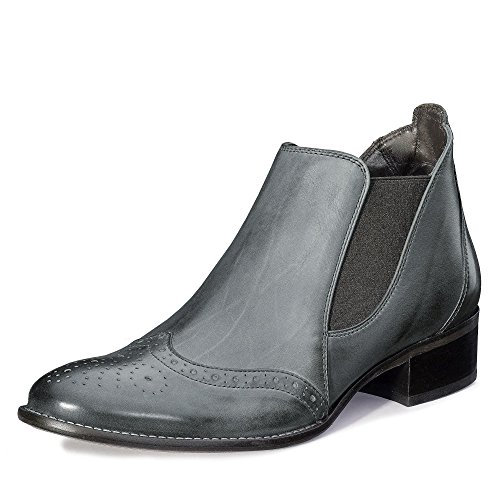 Paul Green Damen Stiefeletten 7358 7358-353 grau 308409