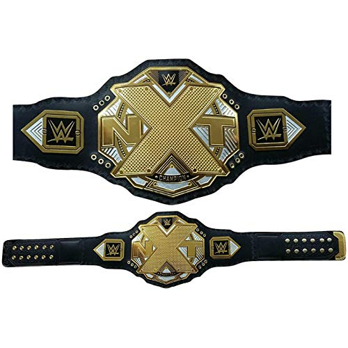 House of Highland 77 WWE NXT Wrestling Championship Gürtel