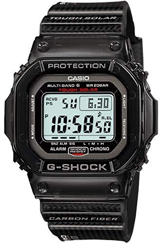 [カシオ] 腕時計 ジーショック 電波ソーラー ELバックライトタイプ GW-S5600-1JF ブラック