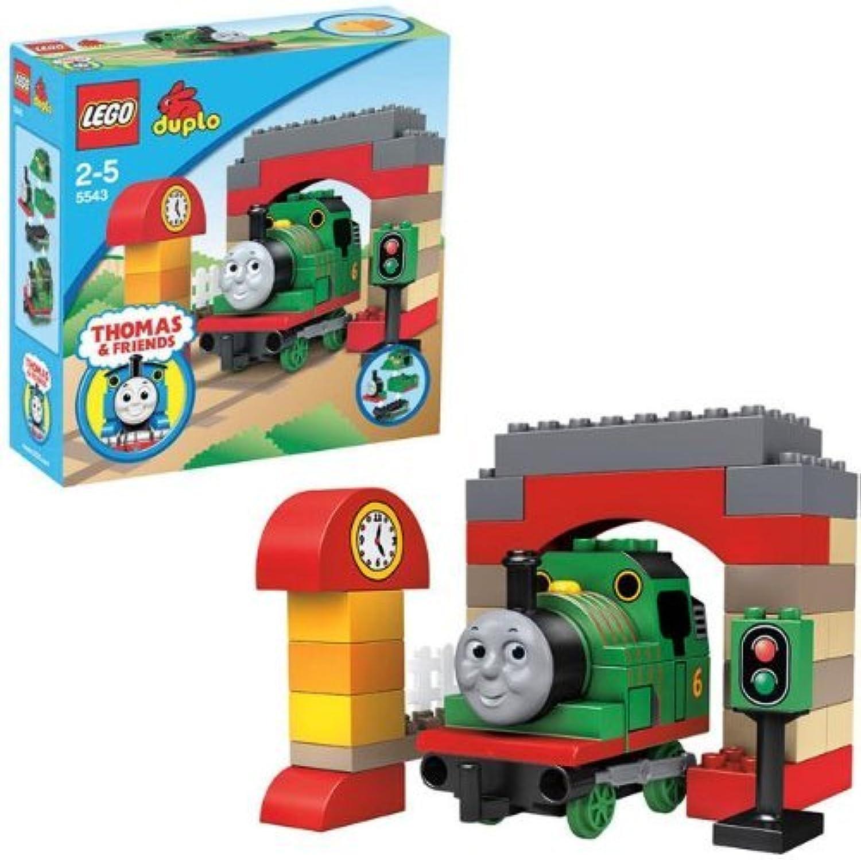 LEGO Duplo Thomas & Friends 5543 - Percy im Lokschuppen