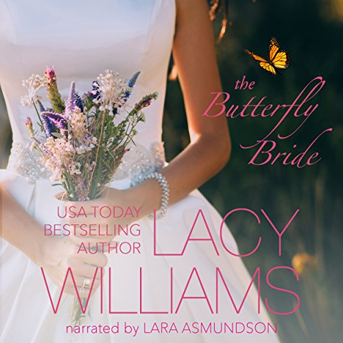 The Butterfly Bride audiobook cover art
