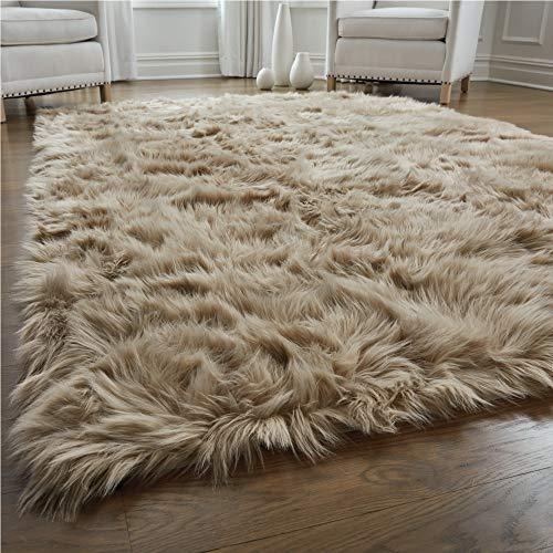 Noahas Luxury Fluffy Rugs Ultra Soft Shag Rug