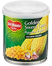 Del Monte Golden Sweet Corn , 180 gms - (Pack of 4)