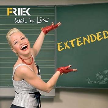 Weil ich lüge - Extended