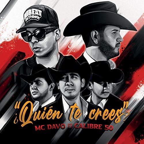 MC Davo feat. Calibre 50