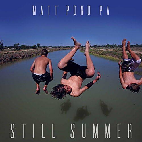 Matt Pond PA