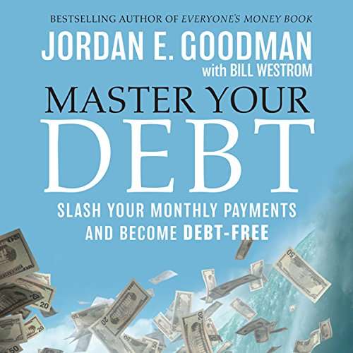 Master Your Debt audiobook cover art
