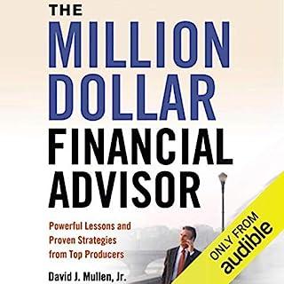 The Million-Dollar Financial Advisor cover art