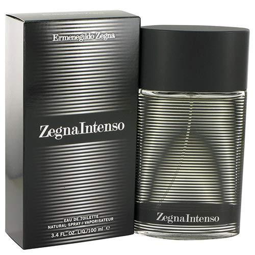 Zegna Intenso By Ermenegildo Zegna For Men, Eau De Toilette Spray, 3.3-Ounce Bottle