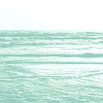 リラックスする波(気分)