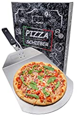 Pizzaschieber Edelstahl