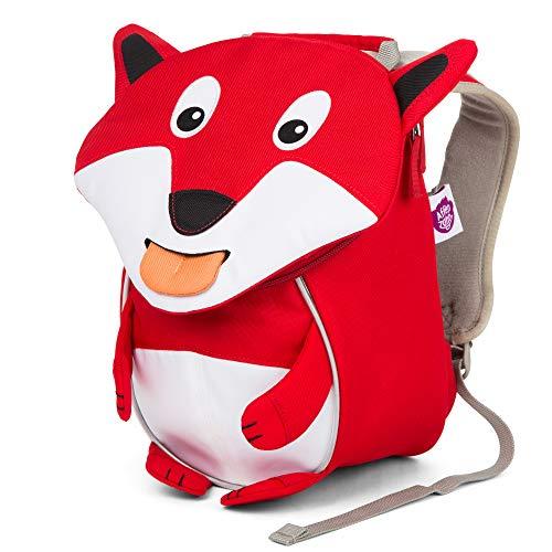 Affenzahn Kinderrucksack für 1-3 Jährige im Kindergarten - Fuchs