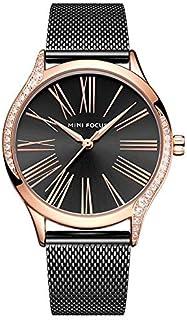 Mini Focus 30m Life Waterproof Lady Women Quartz Wrist Watch MF0259L. 03