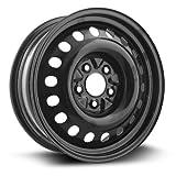 RTX, Steel Rim, New Aftermarket Wheel, 17X7, 5X120, 67.1, 40, black finish X47767