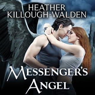 Messenger's Angel audiobook cover art