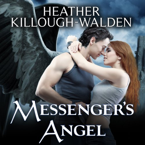 Messenger's Angel audiobook cover art