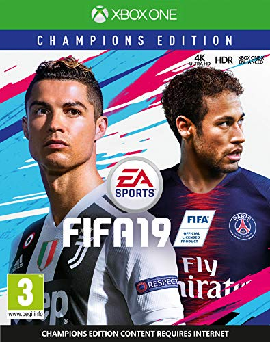 FIFA 19 Champions Edition - Xbox One [Edizione: Regno Unito]