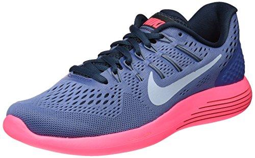 Nike Womens Wmns Lunarglide 8, Blue Moon/Light Armory Blue, 5 M US