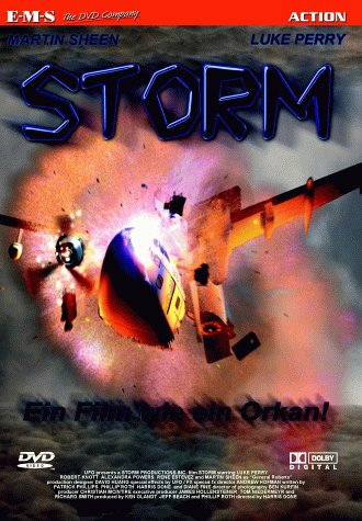 STORM - SHEEN MARTIN [DVD] [1998]