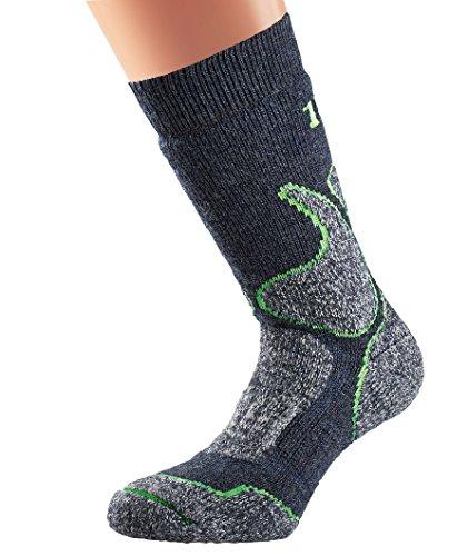 1000 Mile Men's 4 Season Walking Socks-Slate, Large/Size UK 9-11.5