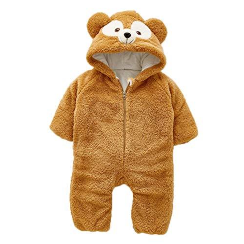 Disfraces para niños Los niños unisex del animal pijamas de una pieza de los trajes de Halloween, la muchacha del muchacho del bebé del mameluco del algodón del bebé ropa del bebé de los pijamas Pijam