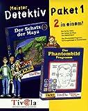TKKG: Meisterdetektiv Paket 1 - Stefan Wolf