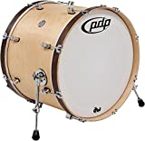 "PDP Concept Maple Classic Bass Drum - 16""x22""- Natural"